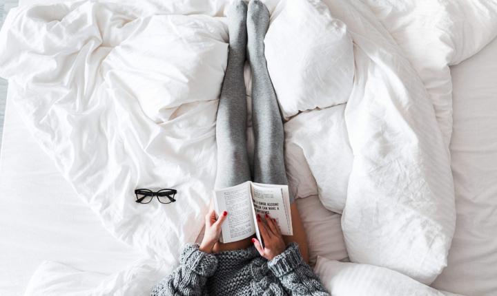 新しい物語を読む時
