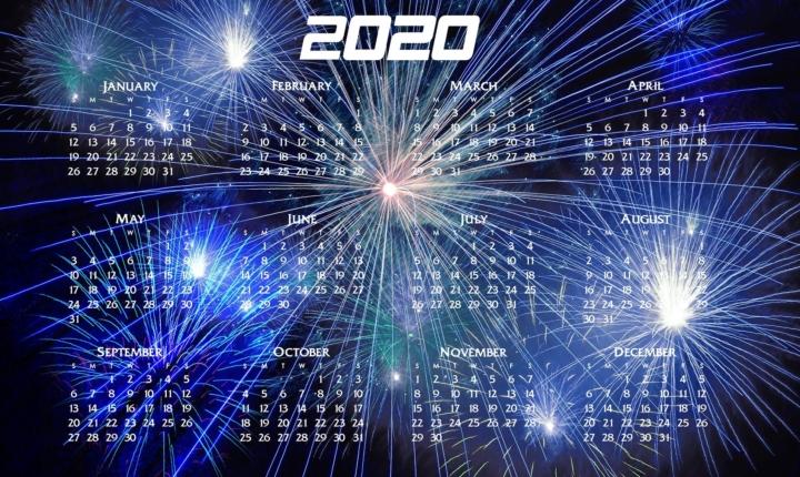 2020年頭ご挨拶